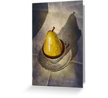 Loom O' The Fruit Greeting Card