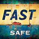 fast... safe by Andrew Bradsworth