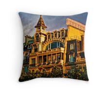 French Fantasy Throw Pillow