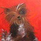 Sascha's Pup by Kari   Hall