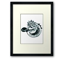 your luck is gonna change Framed Print