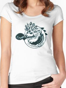 your luck is gonna change Women's Fitted Scoop T-Shirt