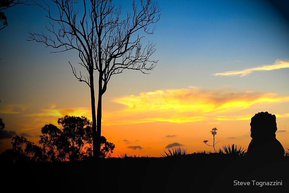 Hinterland Sunsets by Steve Tognazzini