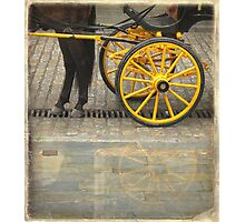 Images from Sevilla Photographic Print