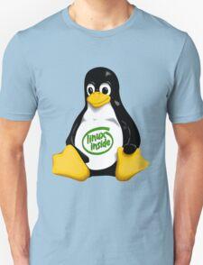 Linux Inside Unisex T-Shirt
