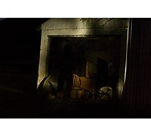Ghost II Photographic Print