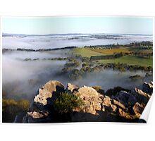 ~ Autumn Fog ~ Poster