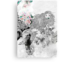 The Crow Canvas Print