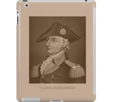 Mad Anthony Wayne iPad Case/Skin