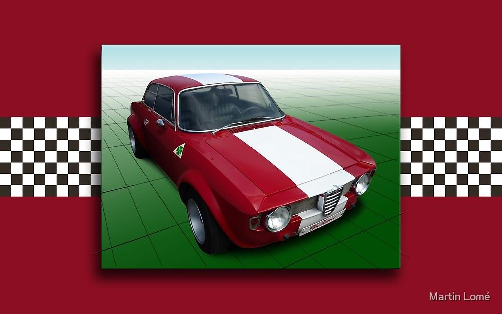 Alfa Romeo GTA 1965 by Martin Lomé