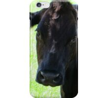 Here's lookin' at you, kid! iPhone Case/Skin