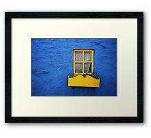 Kinsale Window Framed Print