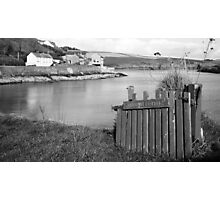 Summercove Cottage Photographic Print