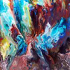 Abstract Fluid Painting 46 by markchadwick