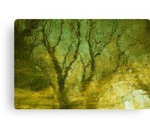 Thorpe River .UK Canvas Print