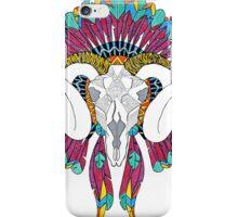 Tribal Aries Zodiac iPhone Case/Skin
