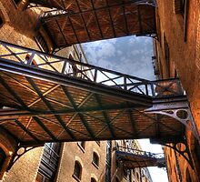Walkway by Mike Matthews