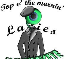 JackSepticEye - Top o' the mornin', Ladies by LindasDesign