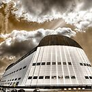Hangar One by Blake Rudis