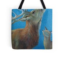 The call of the wild Tote Bag