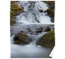 Waterfall, Lake Windermere. Poster
