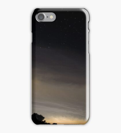 Evening Storm iPhone Case/Skin