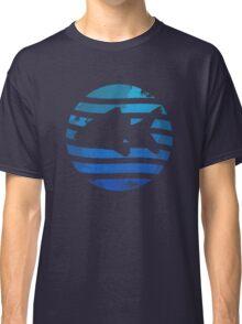 Love Fish - Grunge Classic T-Shirt
