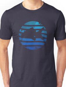 Love Fish - Grunge Unisex T-Shirt