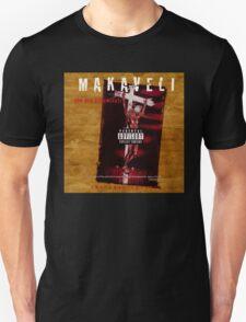 Makaveli shirt Tupac 2pac on cross Album T-Shirt