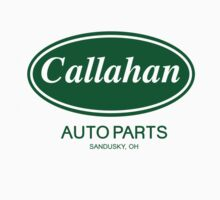 Callahan Auto Parts by personalized