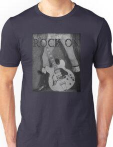 Rock On Tee Unisex T-Shirt