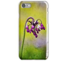 Pink Onion Nod iPhone Case/Skin