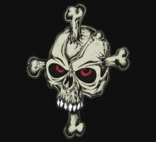 Skull & Cross Bones by G3no