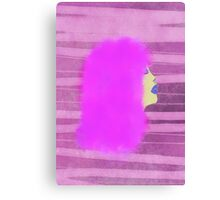 Wanna-Be Rockstar Canvas Print