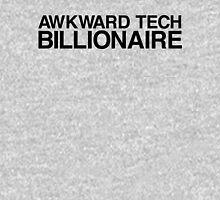 Awkward Tech Billionaire T-Shirt