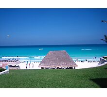 Cancun, Mexico Photographic Print