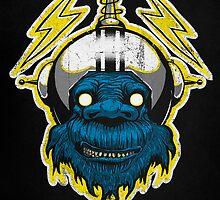 Space Monkey by Jeremy Bratton