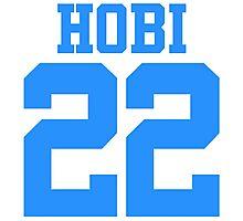 BTS/Bangtan Boys 'HOBI 22'  Photographic Print