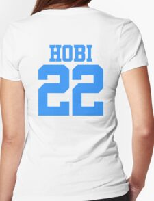BTS/Bangtan Boys 'HOBI 22'  Womens Fitted T-Shirt