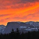 Durmitor Sunset by Kasia Nowak