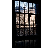 Window Pane - Philadelphia, PA Photographic Print