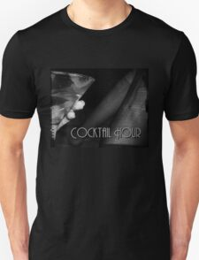 Cocktail Hour Tee Unisex T-Shirt