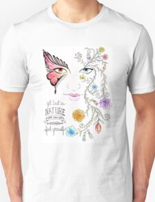 Lost in Nature T-Shirt