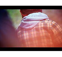 Colorful Plaid Photographic Print