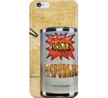 ACME Republic iPhone Case/Skin