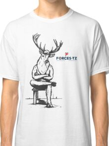 Forces-Tz Stag Classic T-Shirt