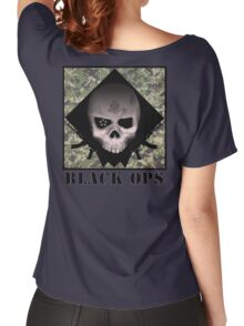 BLACK OPS Women's Relaxed Fit T-Shirt