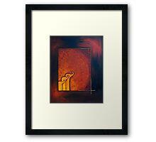 Ellies Framed Print