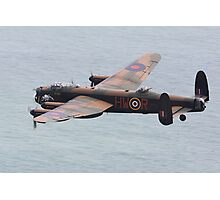 The Lancaster Bomber Photographic Print