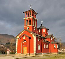 Mojkovac Church by Kasia Nowak